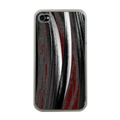 Abstraction Apple iPhone 4 Case (Clear)