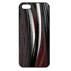 Abstraction Apple iPhone 5 Seamless Case (Black)