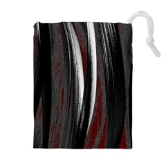 Abstraction Drawstring Pouches (Extra Large)