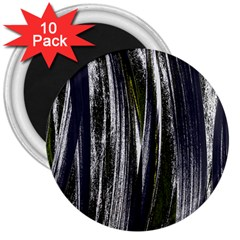 Abstraction 3  Magnets (10 pack)