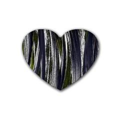 Abstraction Heart Coaster (4 pack)
