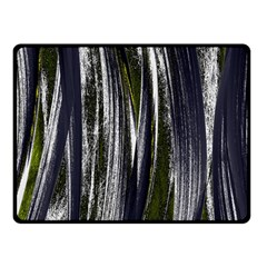 Abstraction Fleece Blanket (Small)