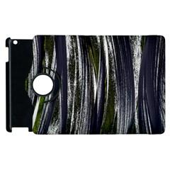 Abstraction Apple iPad 3/4 Flip 360 Case