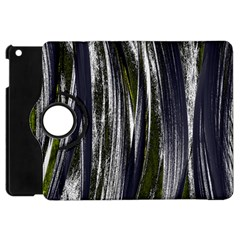 Abstraction Apple iPad Mini Flip 360 Case