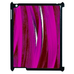 Abstraction Apple iPad 2 Case (Black)