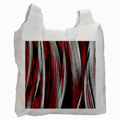 Abstraction Recycle Bag (Two Side)