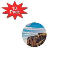 Rocky Mountains Patagonia Landscape   Santa Cruz   Argentina 1  Mini Buttons (10 pack)