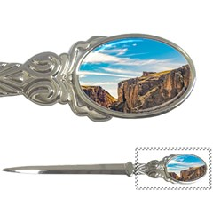 Rocky Mountains Patagonia Landscape   Santa Cruz   Argentina Letter Openers