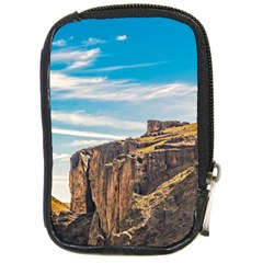 Rocky Mountains Patagonia Landscape   Santa Cruz   Argentina Compact Camera Cases