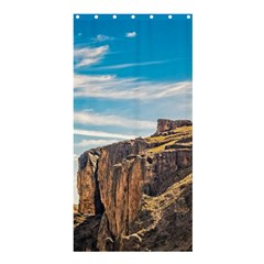 Rocky Mountains Patagonia Landscape   Santa Cruz   Argentina Shower Curtain 36  x 72  (Stall)