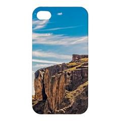 Rocky Mountains Patagonia Landscape   Santa Cruz   Argentina Apple iPhone 4/4S Hardshell Case