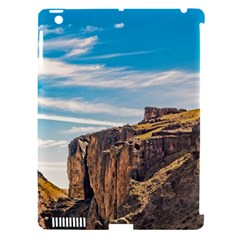Rocky Mountains Patagonia Landscape   Santa Cruz   Argentina Apple iPad 3/4 Hardshell Case (Compatible with Smart Cover)