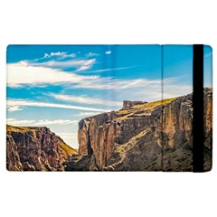 Rocky Mountains Patagonia Landscape   Santa Cruz   Argentina Apple iPad 3/4 Flip Case