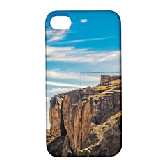 Rocky Mountains Patagonia Landscape   Santa Cruz   Argentina Apple iPhone 4/4S Hardshell Case with Stand