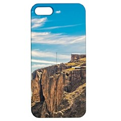 Rocky Mountains Patagonia Landscape   Santa Cruz   Argentina Apple iPhone 5 Hardshell Case with Stand
