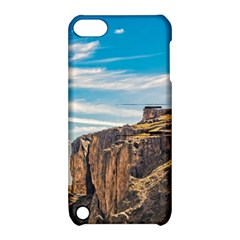 Rocky Mountains Patagonia Landscape   Santa Cruz   Argentina Apple iPod Touch 5 Hardshell Case with Stand