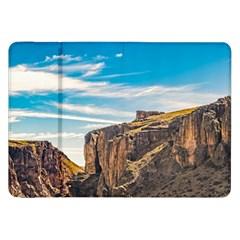 Rocky Mountains Patagonia Landscape   Santa Cruz   Argentina Samsung Galaxy Tab 8.9  P7300 Flip Case