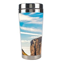 Rocky Mountains Patagonia Landscape   Santa Cruz   Argentina Stainless Steel Travel Tumblers