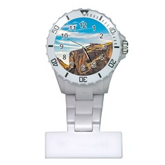 Rocky Mountains Patagonia Landscape   Santa Cruz   Argentina Plastic Nurses Watch