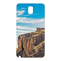 Rocky Mountains Patagonia Landscape   Santa Cruz   Argentina Samsung Galaxy Note 3 N9005 Hardshell Back Case