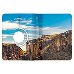 Rocky Mountains Patagonia Landscape   Santa Cruz   Argentina Kindle Fire HDX Flip 360 Case