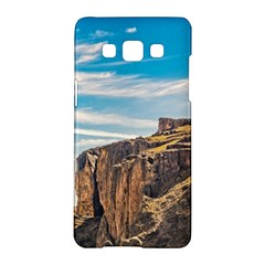 Rocky Mountains Patagonia Landscape   Santa Cruz   Argentina Samsung Galaxy A5 Hardshell Case