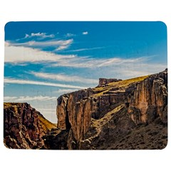Rocky Mountains Patagonia Landscape   Santa Cruz   Argentina Jigsaw Puzzle Photo Stand (Rectangular)