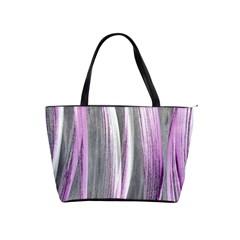 Abstraction Shoulder Handbags