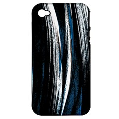 Abstraction Apple iPhone 4/4S Hardshell Case (PC+Silicone)