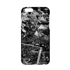 Vintage newspaper  Apple iPhone 6/6S Hardshell Case