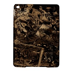 Vintage newspaper  iPad Air 2 Hardshell Cases