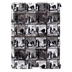 Comic book  Apple iPad 3/4 Hardshell Case (Compatible with Smart Cover)