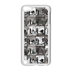 Comic book  Apple iPod Touch 5 Case (White)