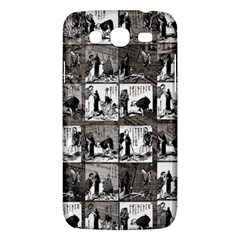 Comic book  Samsung Galaxy Mega 5.8 I9152 Hardshell Case