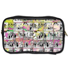 Comic book  Toiletries Bags 2-Side
