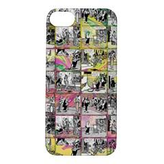 Comic book  Apple iPhone 5S/ SE Hardshell Case