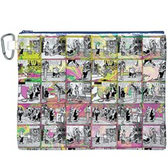 Comic book  Canvas Cosmetic Bag (XXXL)