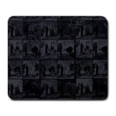 Comic book  Large Mousepads