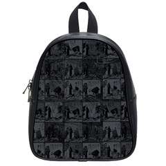 Comic book  School Bags (Small)