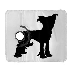 Chinese Crested Silo Black Galaxy S3 (Flip/Folio)