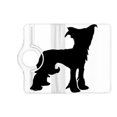 Chinese Crested Silo Black Kindle Fire HD (2013) Flip 360 Case