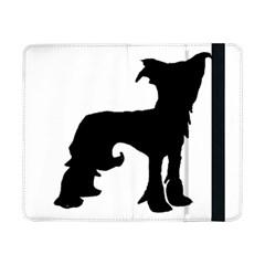 Chinese Crested Silo Black Samsung Galaxy Tab Pro 8.4  Flip Case