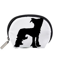 Chinese Crested Silo Black Accessory Pouches (Small)
