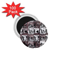 Comic book  1.75  Magnets (100 pack)