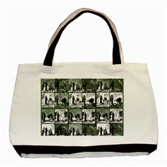 Comic book  Basic Tote Bag