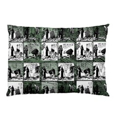 Comic book  Pillow Case