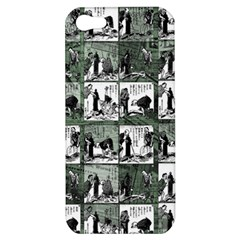 Comic book  Apple iPhone 5 Hardshell Case