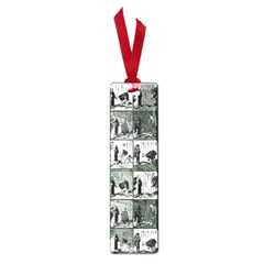 Comic book  Small Book Marks