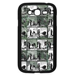 Comic book  Samsung Galaxy Grand DUOS I9082 Case (Black)