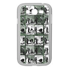 Comic book  Samsung Galaxy Grand DUOS I9082 Case (White)